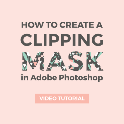 How to make a Chevron pattern in Photoshop ~ Elan Creative Co