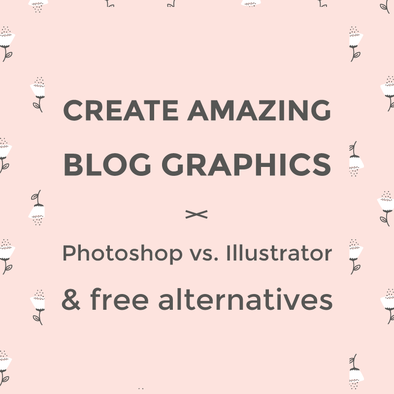 Tools for amazing blog graphics