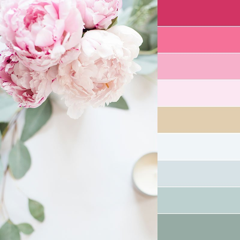 Photoshop Color Inspiration: Create A Color Palette In Photoshop