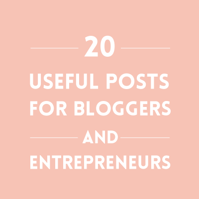 20 useful resources for bloggers and business owners