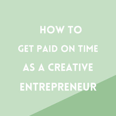 How to get paid on time as a freelancer
