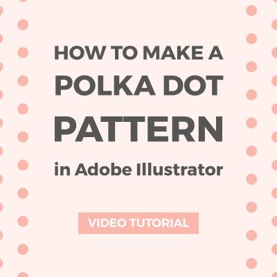 Make seamless patterns using Photoshop actions ~ Elan Creative Co